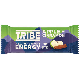 TRIBE Infinity Energy Oat Bar Box 16x47g, apple/cinnamon
